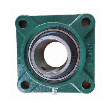 Chrome Steel Pillow Block Bearing with Flange Units F205